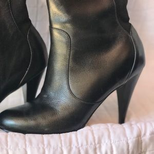 Cole Haan Jalisa leather boots